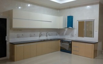 kitchen set modern murah